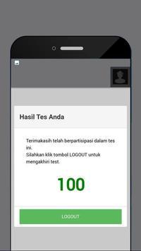 Exam Browser screenshot 4
