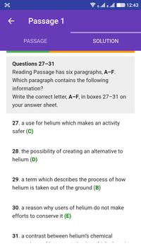 IELTS READING PRACTICE TESTS for Android - APK Download