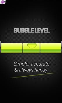 气泡水平 海报