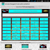 Kalkulator exa icon