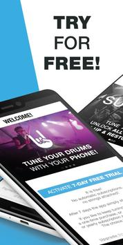 Drum Tuner | Drumtune PRO > Drum tuning made easy! screenshot 4