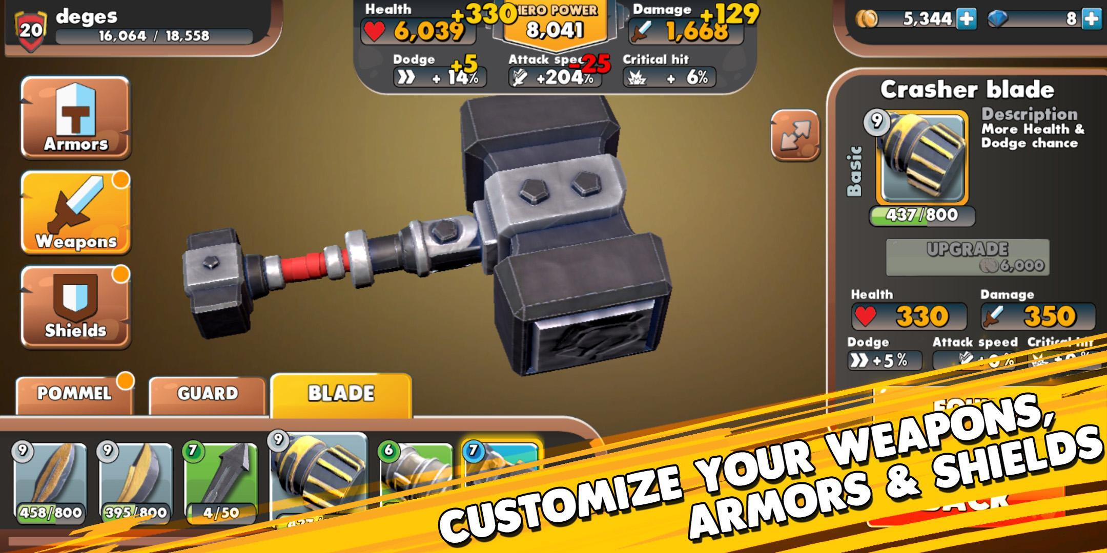 Big Helmet Heroes For Android Apk Download