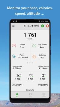 Altimeter screenshot 2