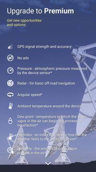 GPS البيانات تصوير الشاشة 7