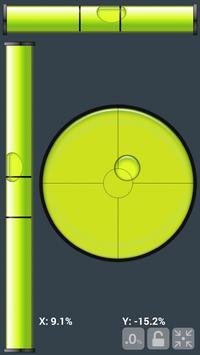 8 Schermata Livella laser - strumento di livellamento