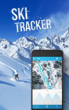 Ski Tracker-poster