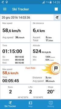 Ski Tracker screenshot 5