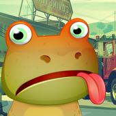 Amazing Frog : Poket Frogs icon