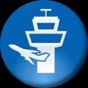 Aeropuerto ID icono