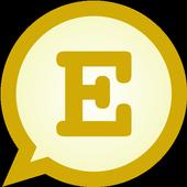 Englisch MessagEase Wordlist Zeichen