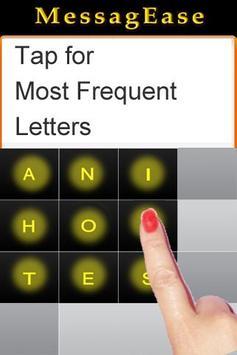 Englisch MessagEase Wordlist Screenshot 1