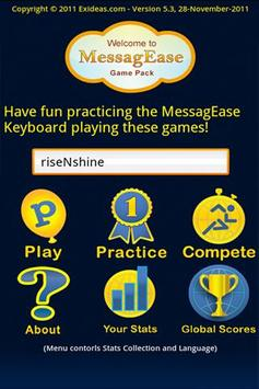 Englisch MessagEase Wordlist Screenshot 5