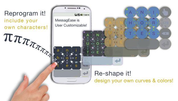 MessagEase Keyboard ảnh chụp màn hình 12