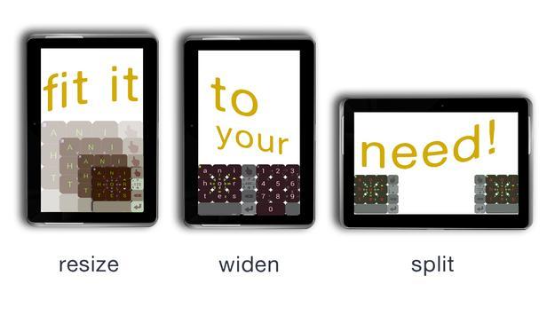 MessagEase Keyboard ảnh chụp màn hình 13