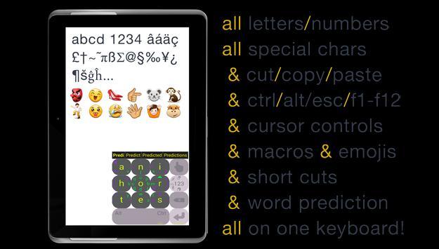 MessagEase Keyboard ảnh chụp màn hình 19