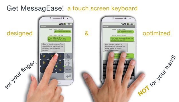MessagEase Keyboard ảnh chụp màn hình 8