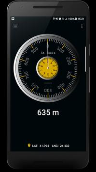 Accurate Altimeter GPS poster