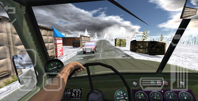 Русский Водила 3: В Крым captura de pantalla 22