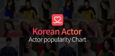 CHOEAEDOL Celeb – Korean Star Ranks