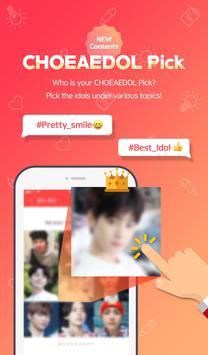 Kpop Idol: Mi ídolo CHOEAEDOL♥ captura de pantalla 3