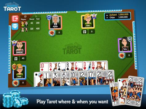 Multiplayer Tarot Game screenshot 5