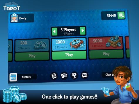 Multiplayer Tarot Game screenshot 6