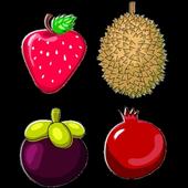 Фрукты экзотические icon