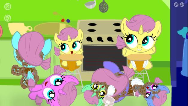 Домашняя пони скриншот 1