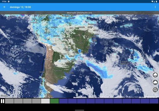Tempo Previsão Clima XL Brasil imagem de tela 10
