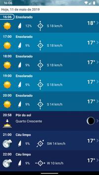 Tempo Previsão Clima XL Brasil imagem de tela 3