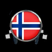 Min Radio Norge App NO Free Online icon
