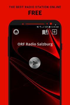 ORF Radio Salzburg poster