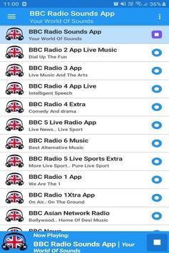 BBC Radio Sounds App for Android - APK Download