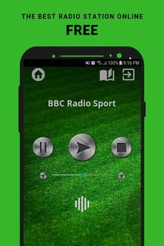 BBC Radio Sport App Player UK Free Online poster