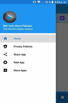 Urdu News Pakistan Radio App Player UK Free screenshot 1
