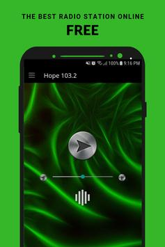 Hope 103.2  -  Christian Radio App AU Free Online poster