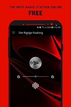 Det Rigtige Faaborg Radio App DK Free Online poster