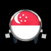 Kiss92 Radio App FM SG Free Online icon