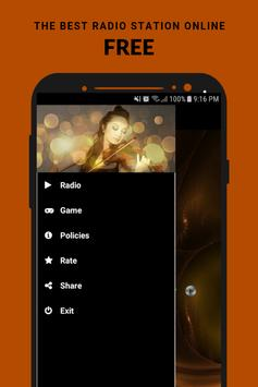 Klassik Radio App screenshot 1