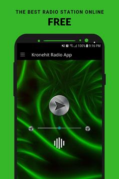 Kronehit Radio App poster