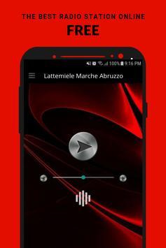 Lattemiele Marche Abruzzo Radio App Free Online poster