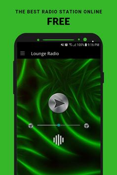 Lounge Radio App CH Free Online poster