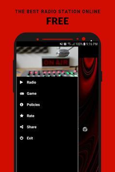 Radio 24 Zürich App FM CH Free Online screenshot 1