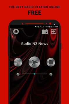 Radio NZ News App FM Free Online poster