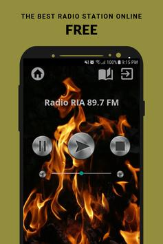 Radio RIA 89.7 FM App SG Free Online poster