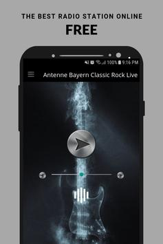 Antenne Bayern Classic Rock Live poster