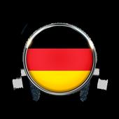 RSA Sachsen App Radio icon