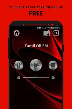 Tamil Oli FM Radio App SG Free Online poster