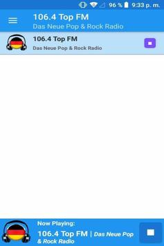 106.4 Top FM poster