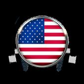 VOA Dari Radio App Live USA Free Online icon